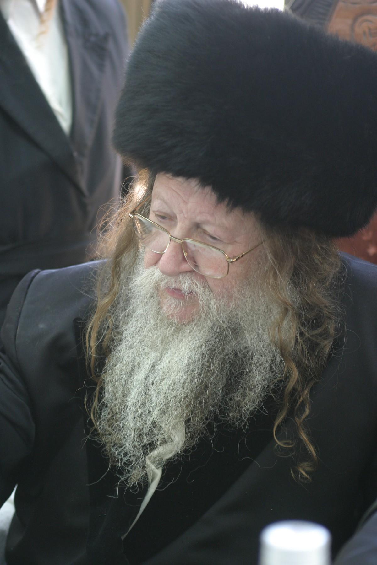 """האדמו""""ר רבי ישראל דן ממודז'יץ זצ""""ל בעל ה'נחלת דן'"""