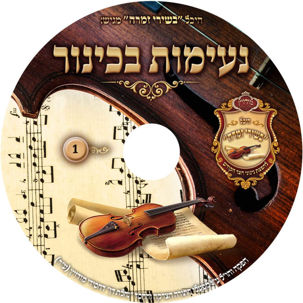 נעימות בכינור