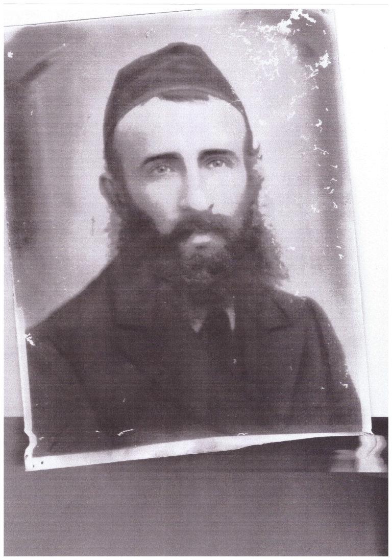 """רבי עזריאל דוד פאסטאג הי""""ד"""